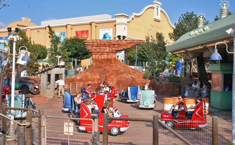 Walt Disney Studios Park We Are Disney