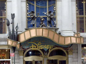 World-Of-Disney-Store