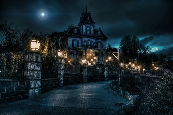 Source image : Disneyland Paris en HDR