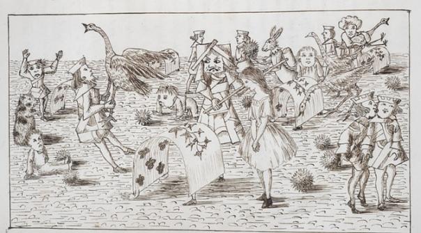 Le-manuscrit-original-et-illustre-d-Alice-au-Pays-des-Merveilles-a-lire-en-ligne_w670_h372