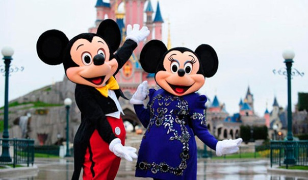 Disney-couture