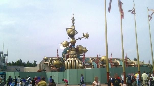 Source image : Disney Central Plaza