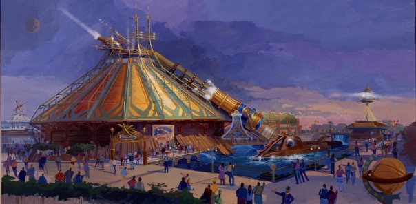 Source image : Designing Disney