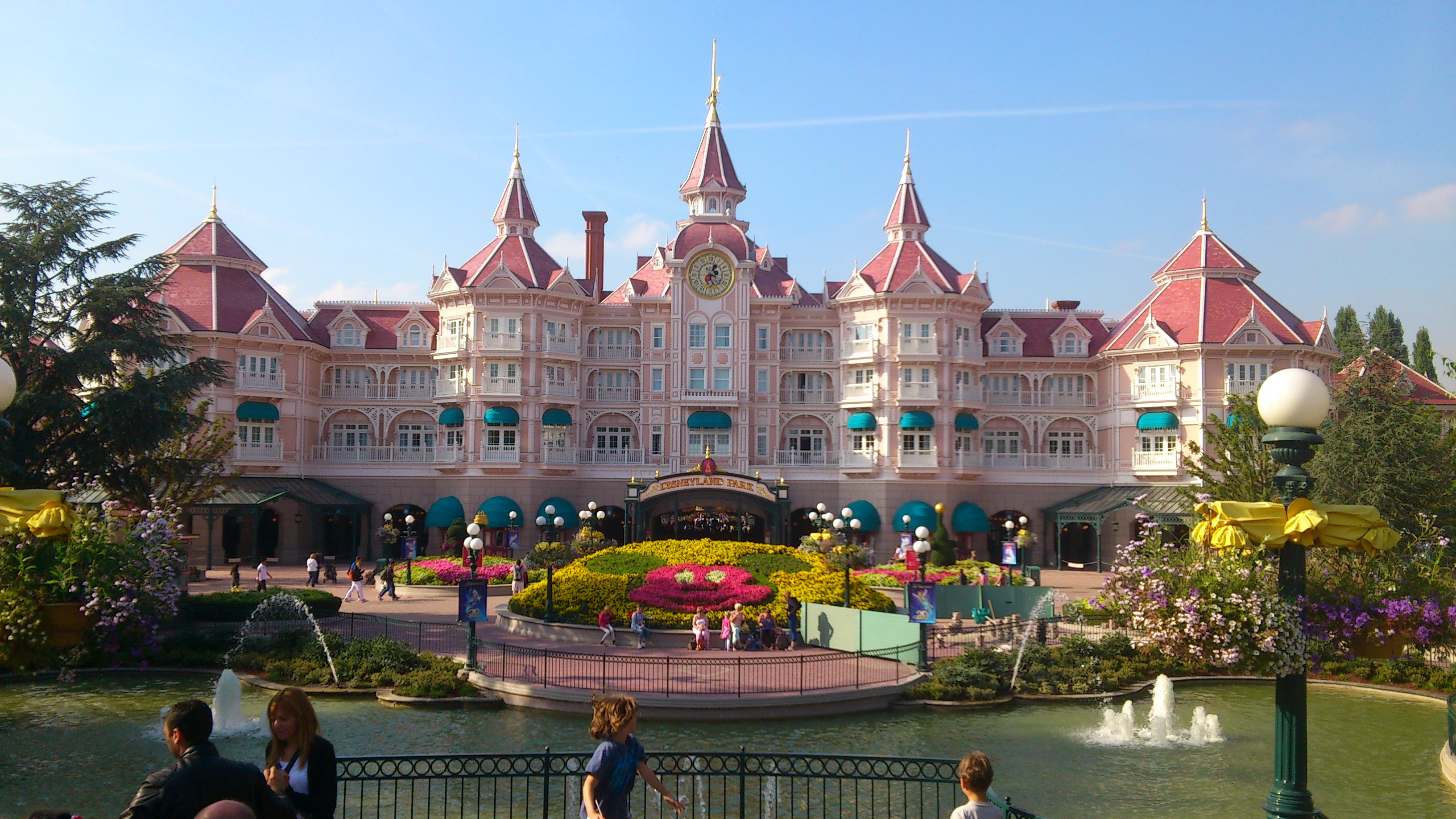 Dreamland Hotel Disneyland Paris
