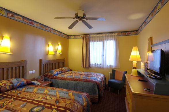 Disney s hotel santa fe disneyland paris bons plans - Chambre hotel santa fe disney ...