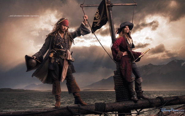 johnny-depp-et-patti-smith-pour-pirates-des-caraibes
