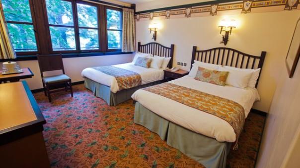 Disney s sequoia lodge disneyland paris bons plans for Chambre hotel disney