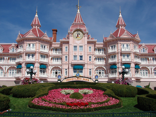 Disneyland paris bons plans for Nom des hotels pas cher