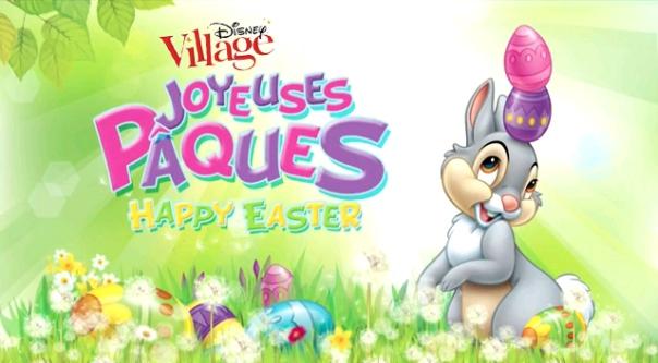 Disney Village P Ques La Chasse Aux Oeufs 2016