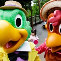 Tokyo Disney Resort, Japan. Friday August 13th, 2010