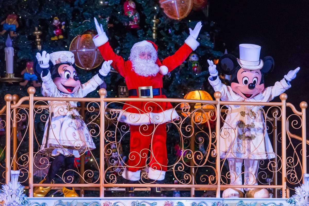 5 bonnes raisons de venir c l brer no l disneyland paris - Disneyland paris noel 2017 ...