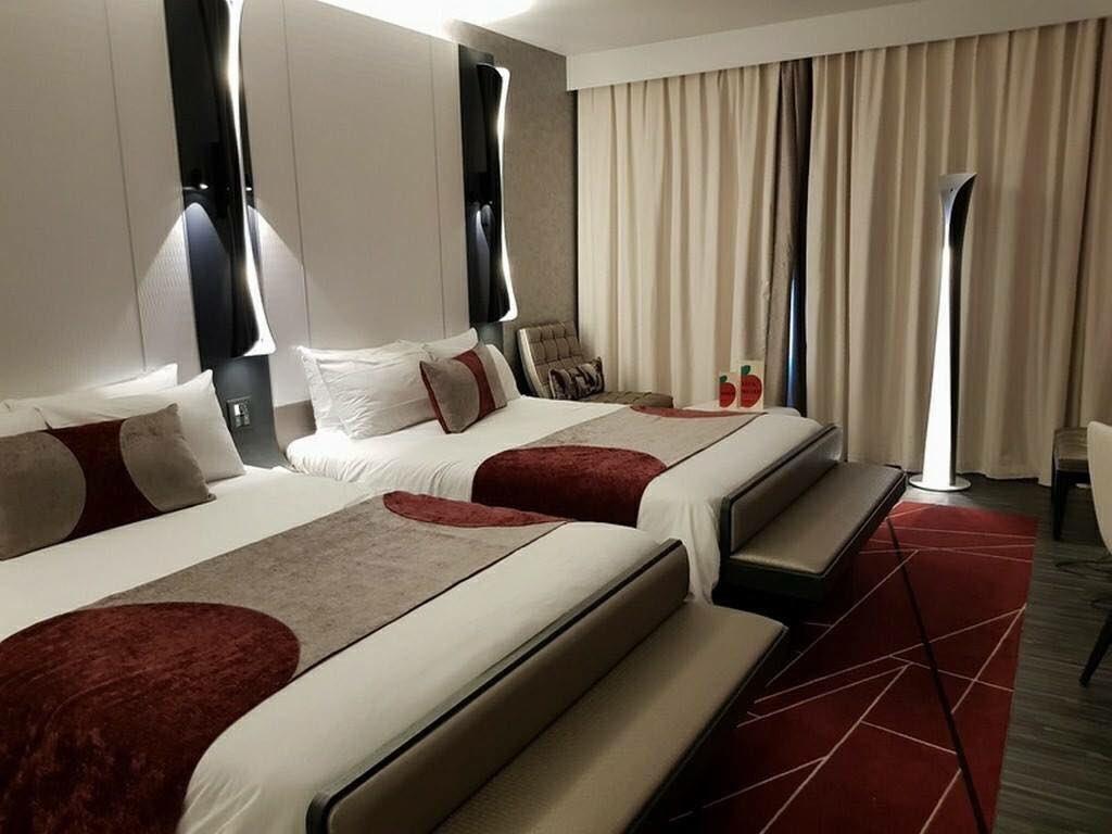 Chambre Sur Le Thème De New York rénovation du disney's hotel new york en disney's hotel new