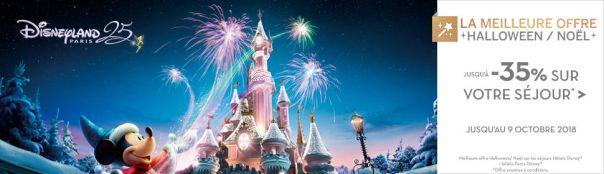 disneyland noel 2018 leclerc Disneyland Paris : jusqu'à  35% sur votre séjour grâce à Leclerc  disneyland noel 2018 leclerc