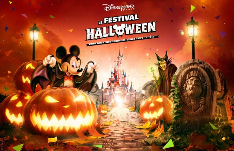 Les 90 ans de Mickey animeront cette saison Halloween 2018 !
