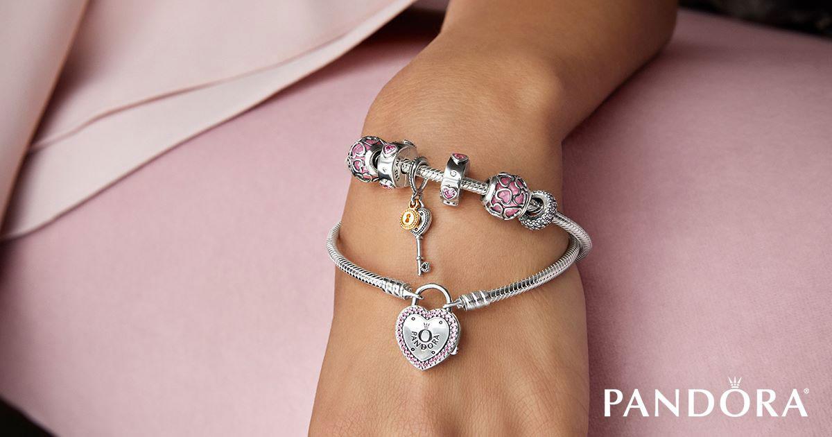 bracelet pandora disneyland paris