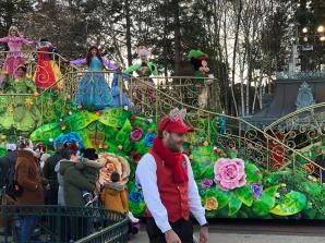 Raphaël durant le Festival Pirates et Princesses.