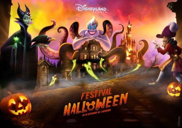 Halloween Disney 2019 Date.Festival Halloween Disney 2019 Les Informations