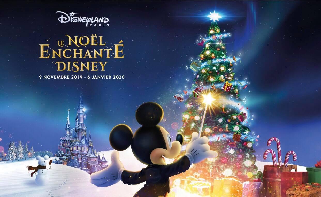 Le Noël Enchanté Disney 2019  les informations