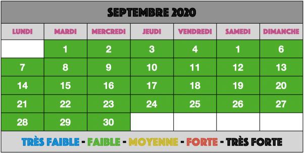 Septembre 2020 bis